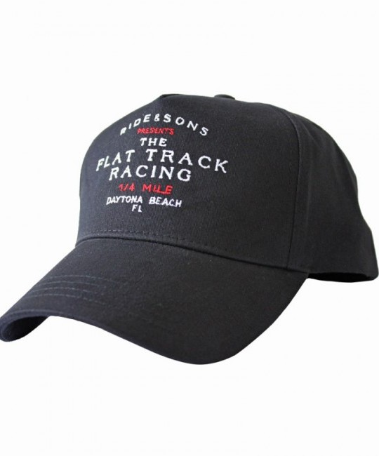 casquette_ride_and_sons_classic_black