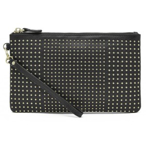 H butler Mighty purse black:gold